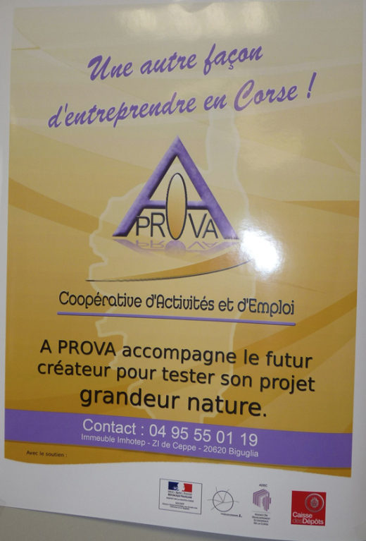 A Prova, une autre façon d'entreprendre en Corse