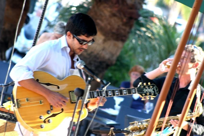 Solo guitare avec Karim Addadi