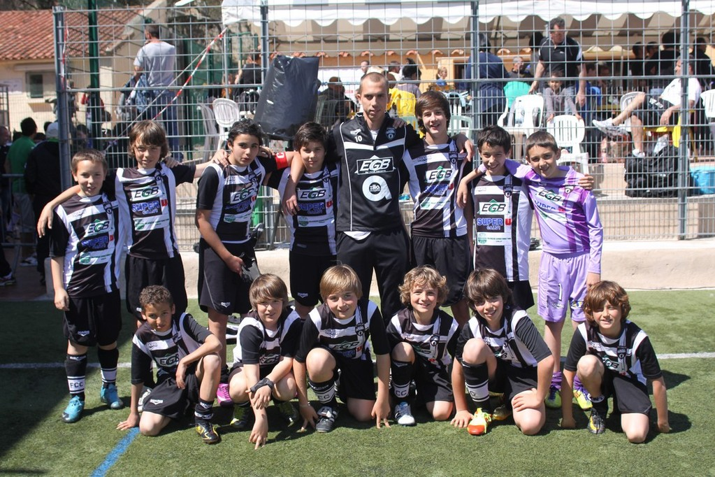 FC Calvi1 honneur