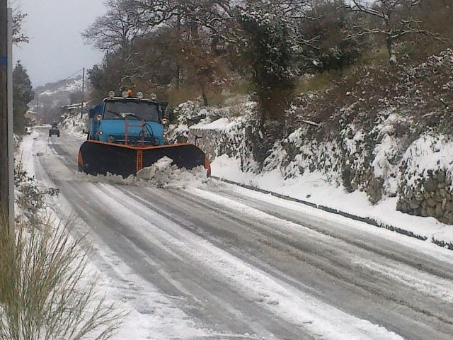 Chasse-neige à Lavatoggio (Photo Katy Duverny)