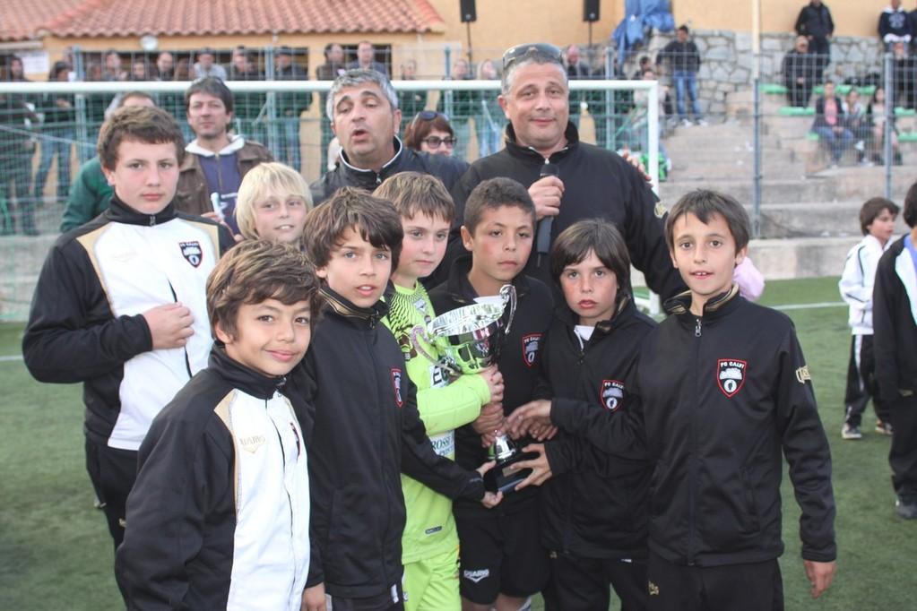 Le  FC Calvi 4e en Honneur