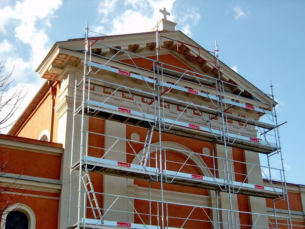 La restauration de l'église Saint-Etienne de Cardo