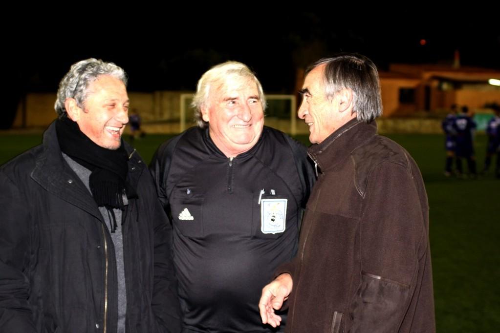 Antoine Emmanuelli, Paul Curk et Fanfan Félix