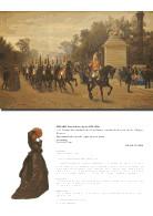 revenant de la revue sur les Champs- Elysées