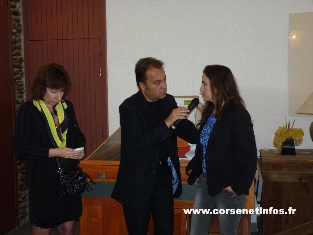 Pour tout savoir sur les Rencontres il fallait se mettre à l'écoute de RCFM et de Jean-Paul Luciani