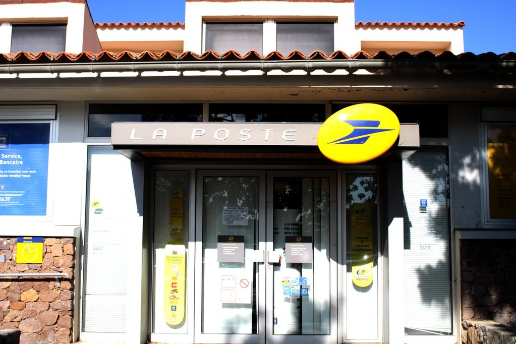 L'agence postale d'Île-Rousse fermée au public