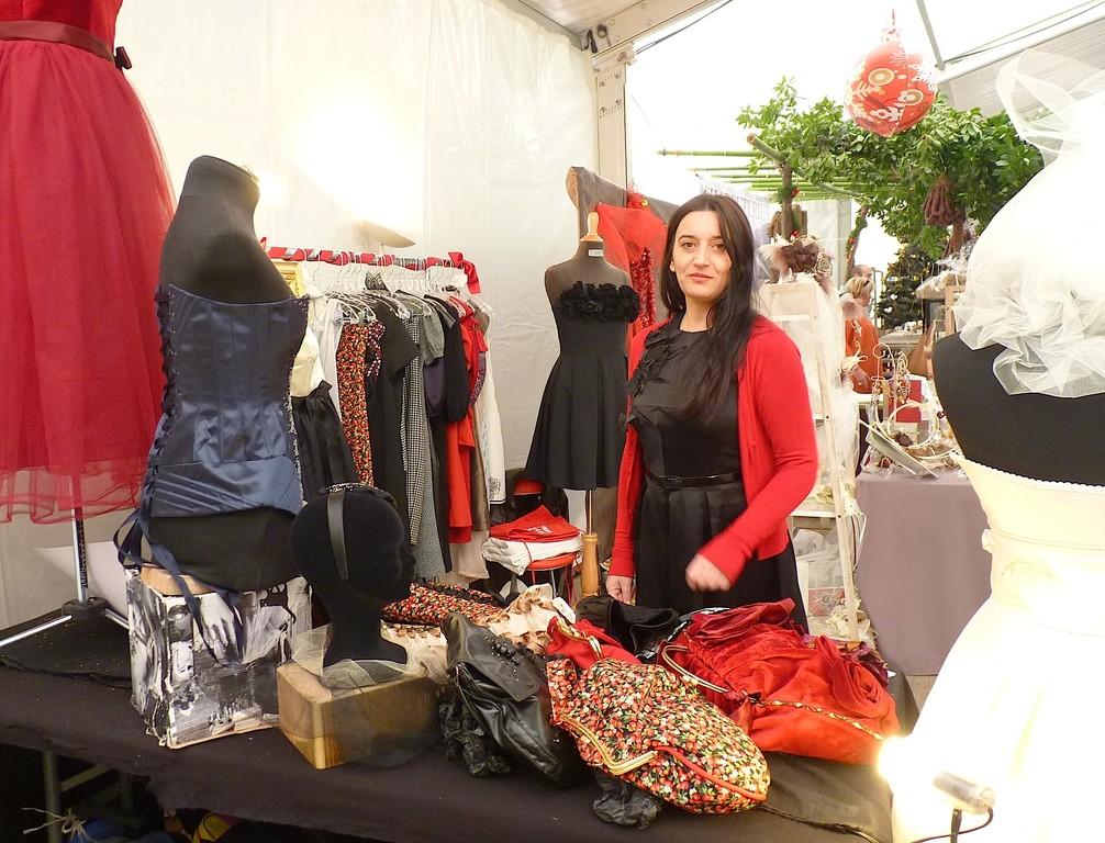 Nathalie Zattara (Katus Création), styliste