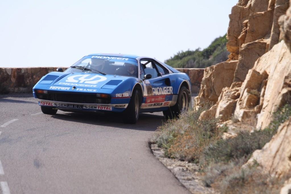 Entremont sur Ferrari 308 GT