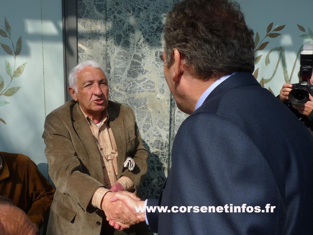 Première rencontre avec… Laurent Croce, secrétaire du PS de Haute-Corse