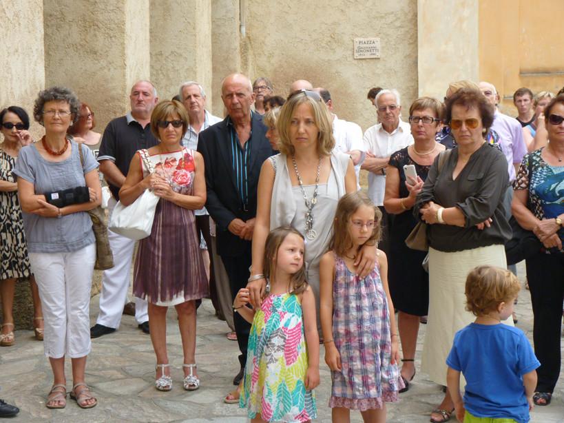 La famille de Anton Dumenicu Monti