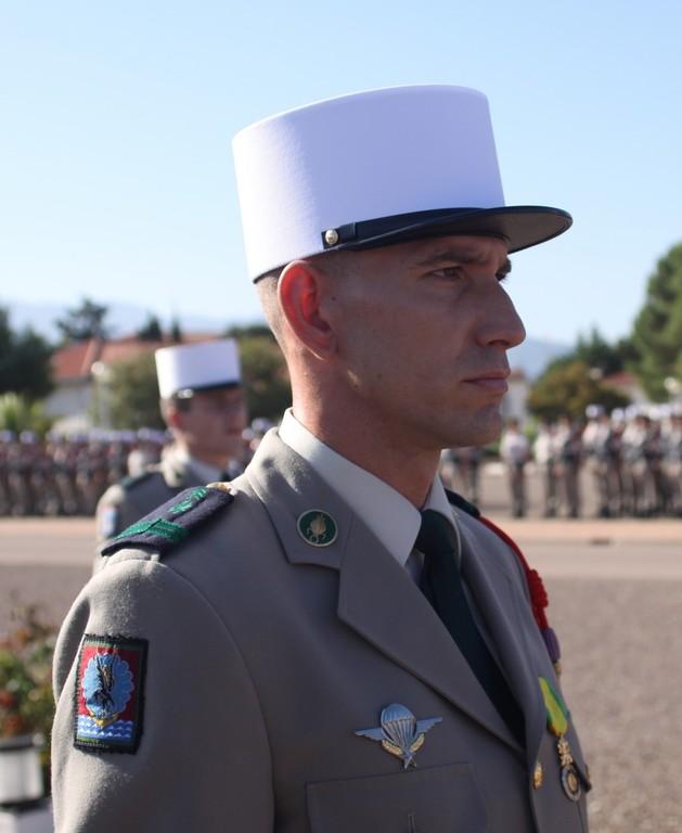 Médaille militaire pour le caporal Roblot blessé en Afghanistan