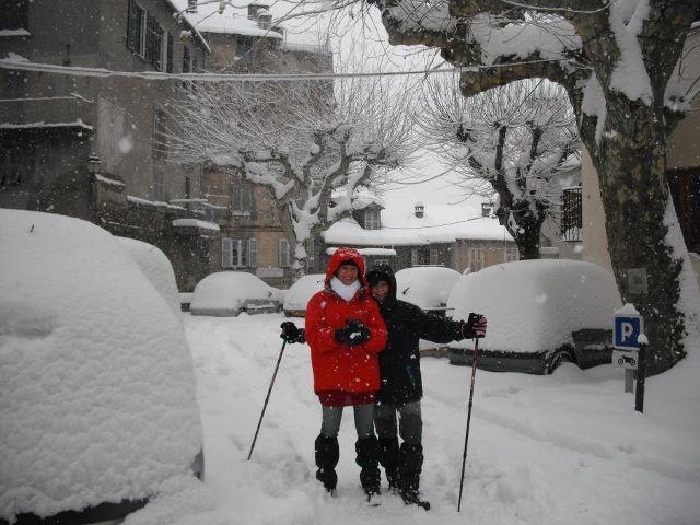Aux sports d'hiver ?