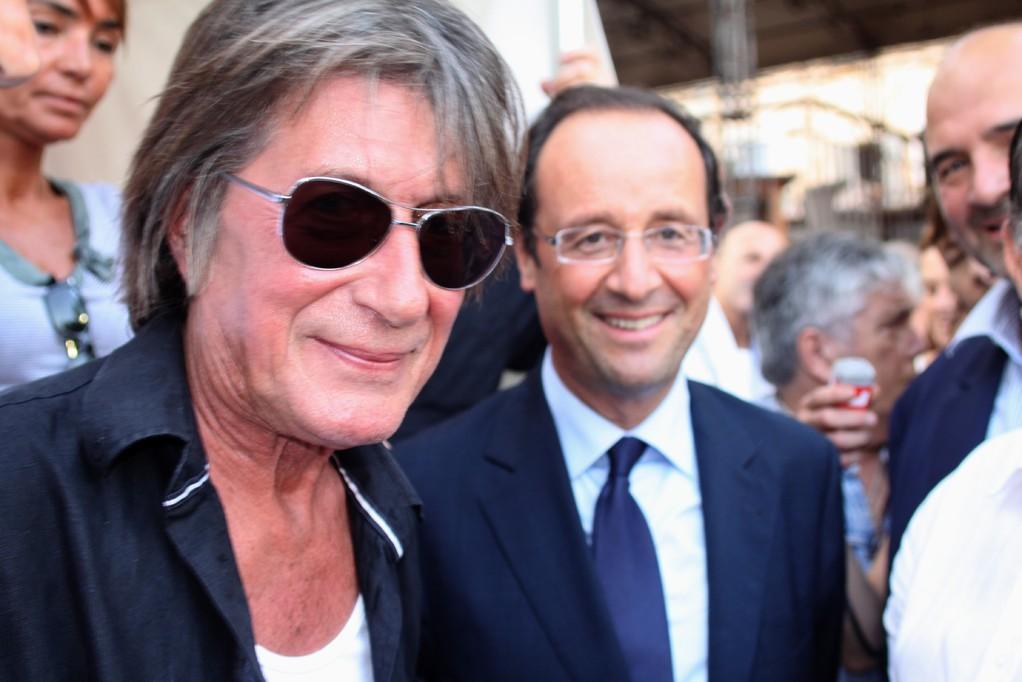Salué par Jacques Dutronc
