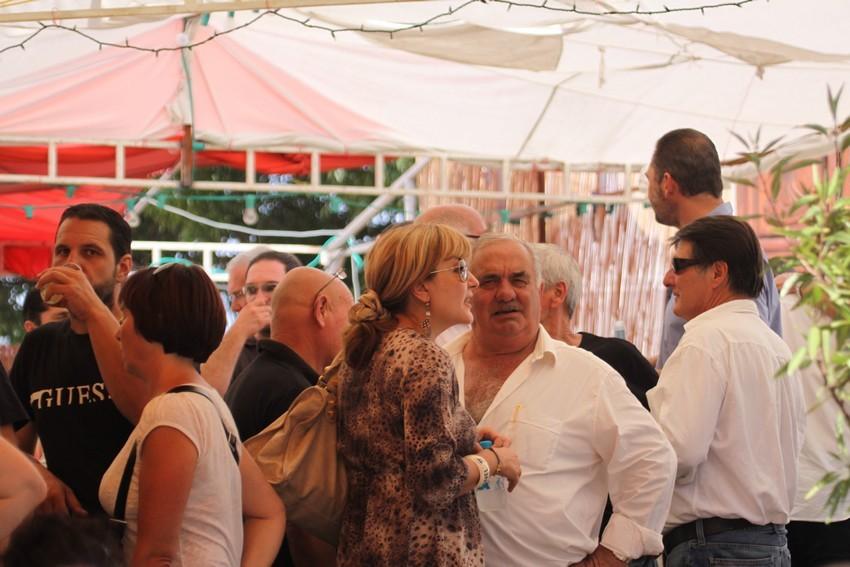 Stéphanie Grimaldi et de nombreux élus étaient présents à Aregno