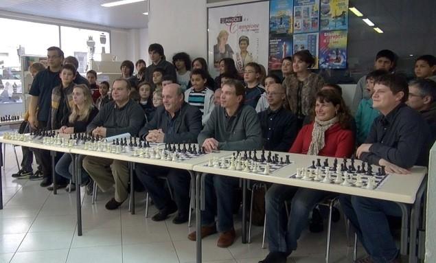(Lega corsa di scacchi)