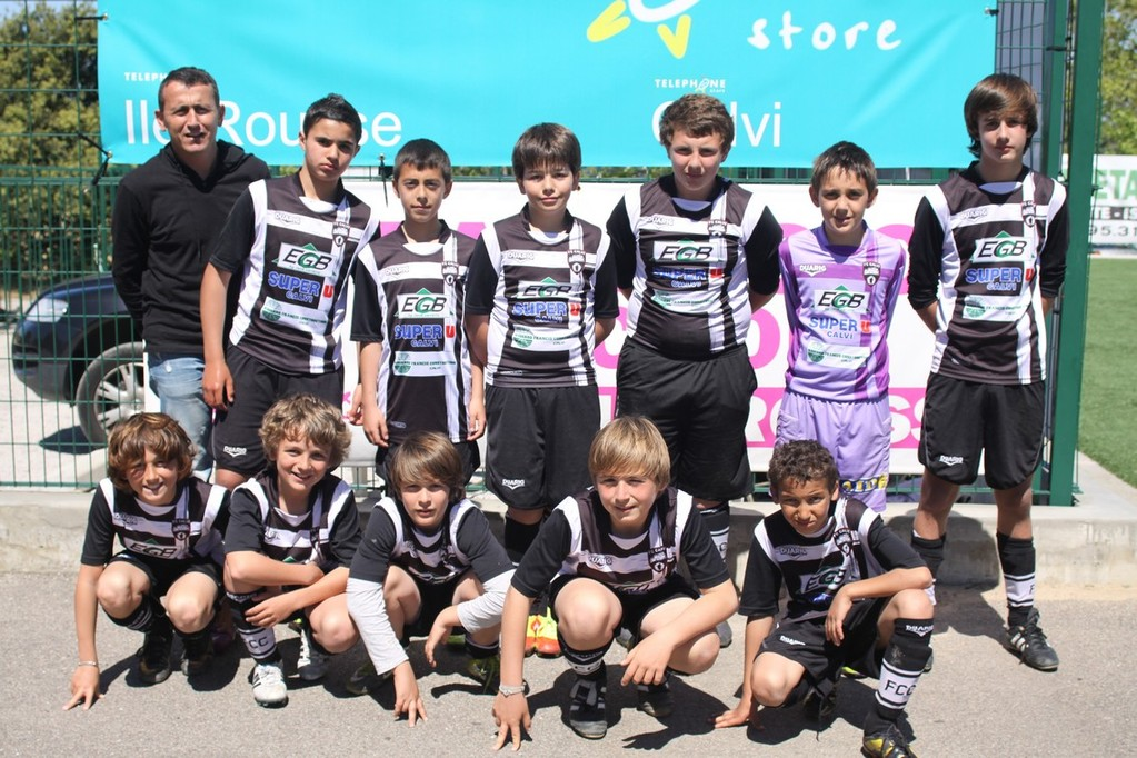 Le FC Calvi