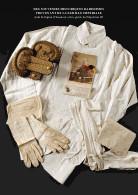 La Légion d'Honneur et les gants de Napoléon III