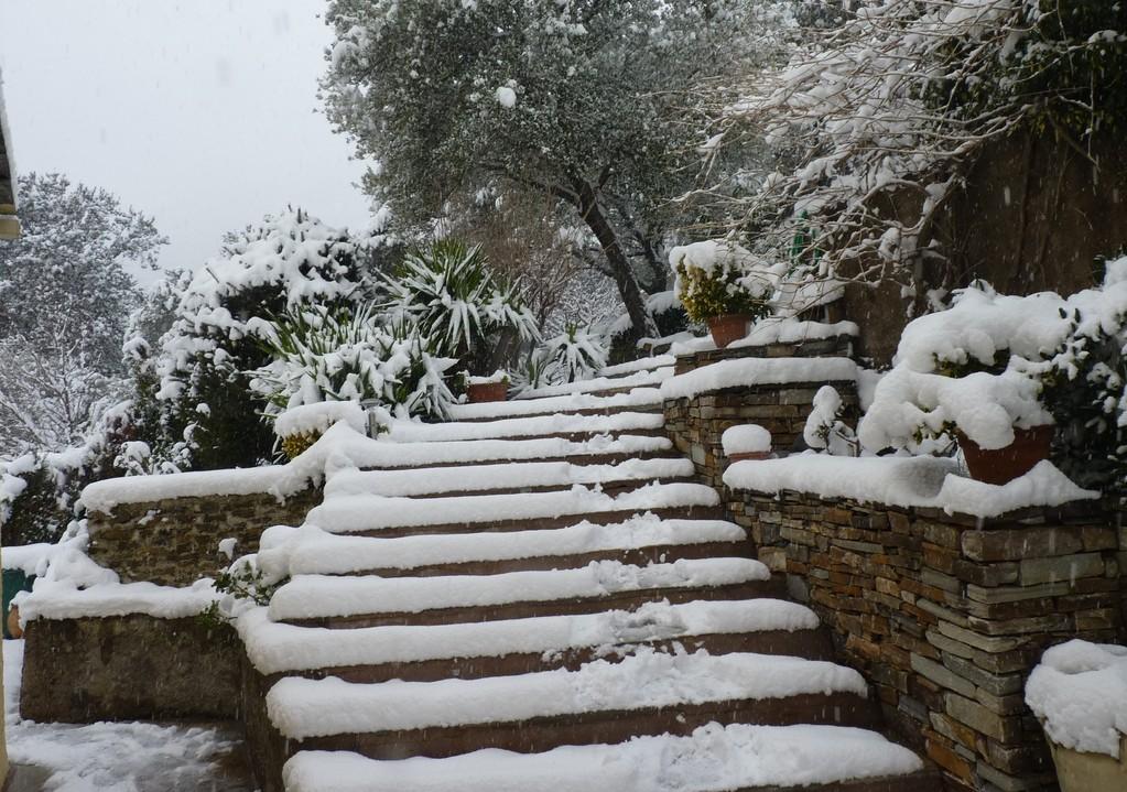 A scalinata