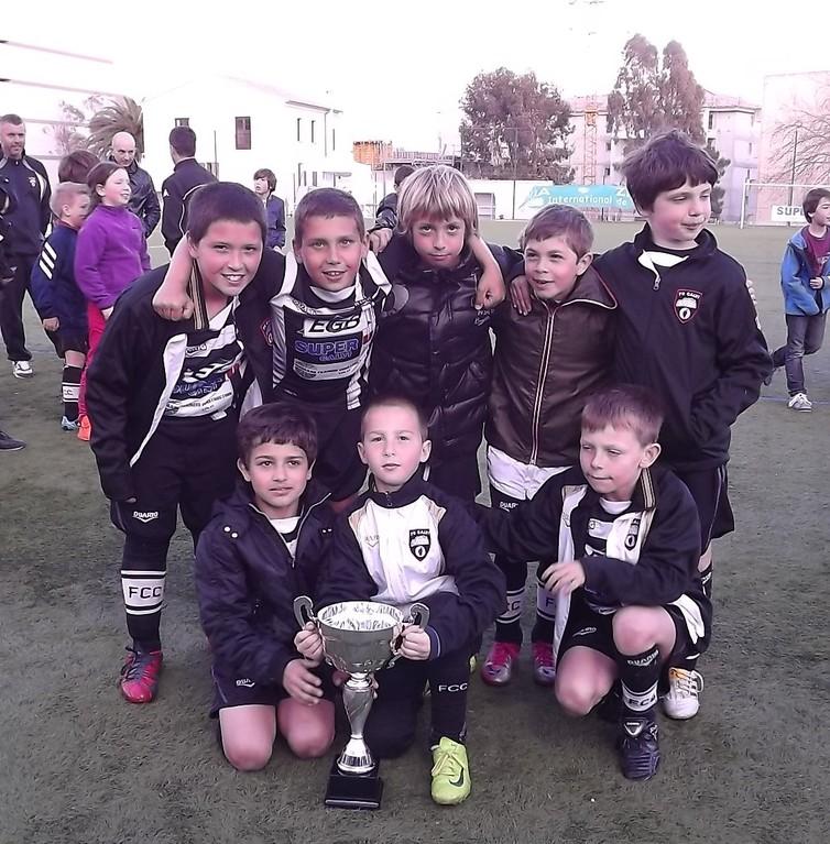 Le FC Calvi 2 honneur