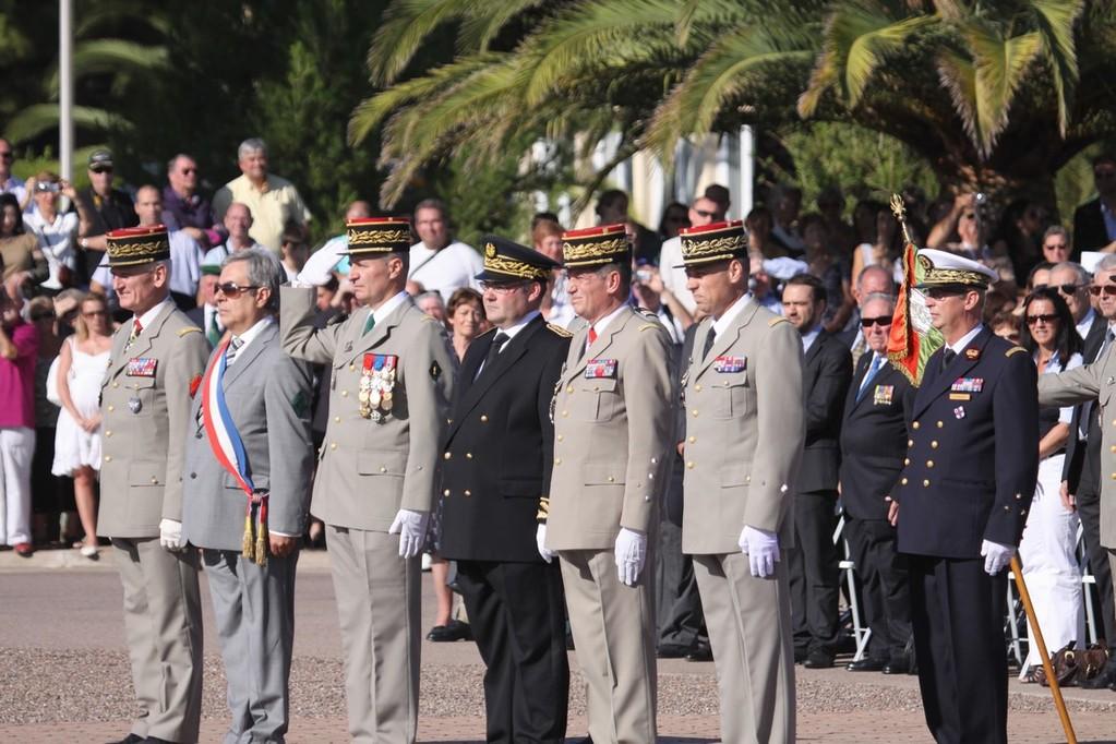 Autorités civiles et militaires