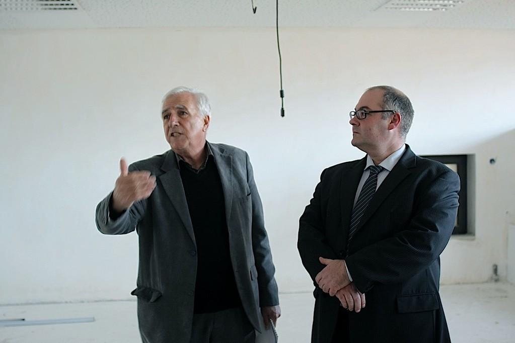 Jean Payen et Stéphane Donnot