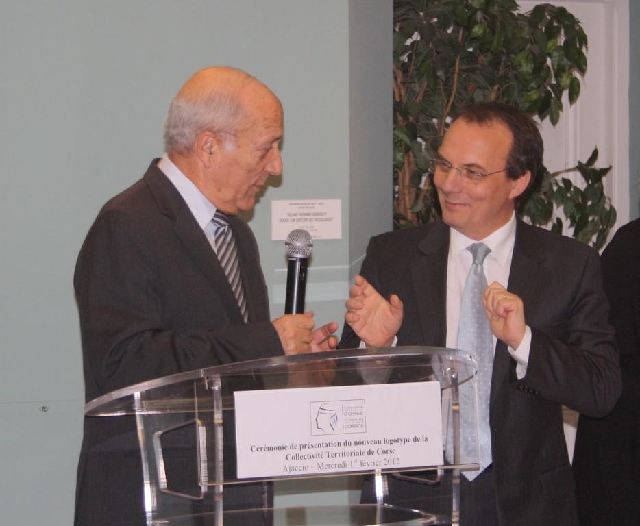 Dominique Bucchini et François Deperetti