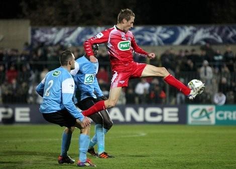 L'ACA et Tiberi veulent poursuivre leur aventure en coupe de France