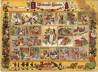 Richard Ernst Kepler - Im Lande des Christkinds | Foto: Wikimedia.org