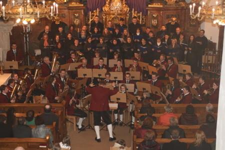 Konzert in der Pfarrkirche Mauer