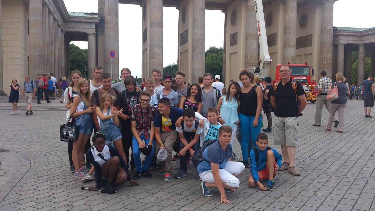 Berlin, Berlin, wir waren in Berlin!