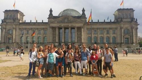 Berlin, Berlin wir waren in Berlin!