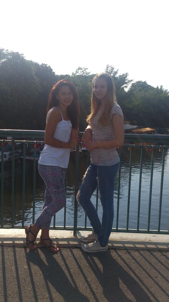 Treptower Park - Insel der Jugend