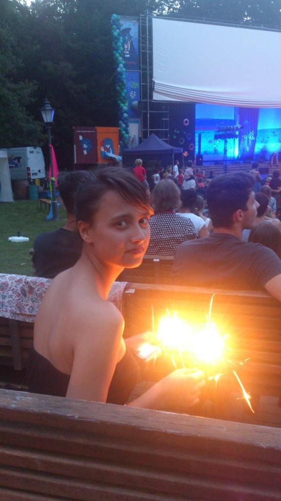 Freilichtkino Fridrichshain - Kinder-und Jugendfest