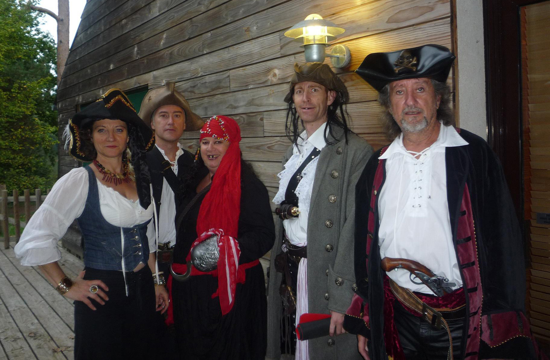 """Pirates d'Olympiades"""