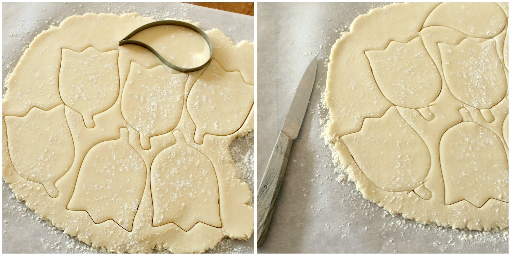 Use up all of the dough for as many Sugar Cookies as you want