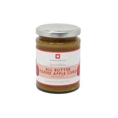 Apple Butter Curd