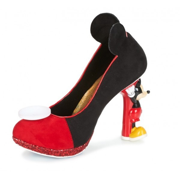 Micky Mouse Shoes