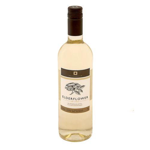 English Heritage Elderflower Wine