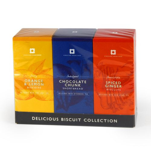 English Heritage Biscuite Collection