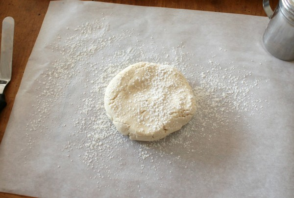 Dough Ball for perfect Sugar Cookies