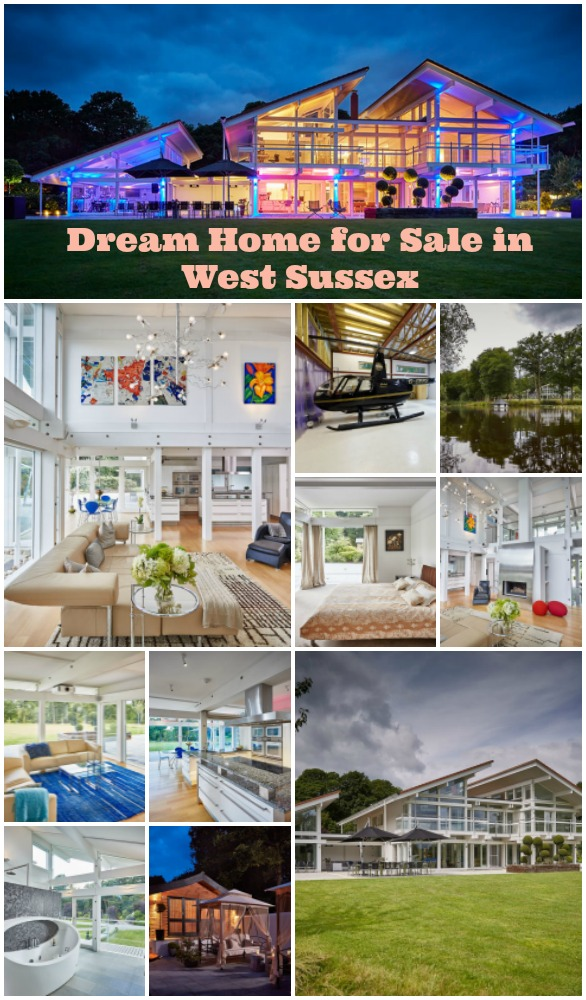 Dream Home for Sale in West Sussex