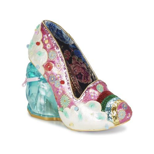 Rainbow Bunny Shoes