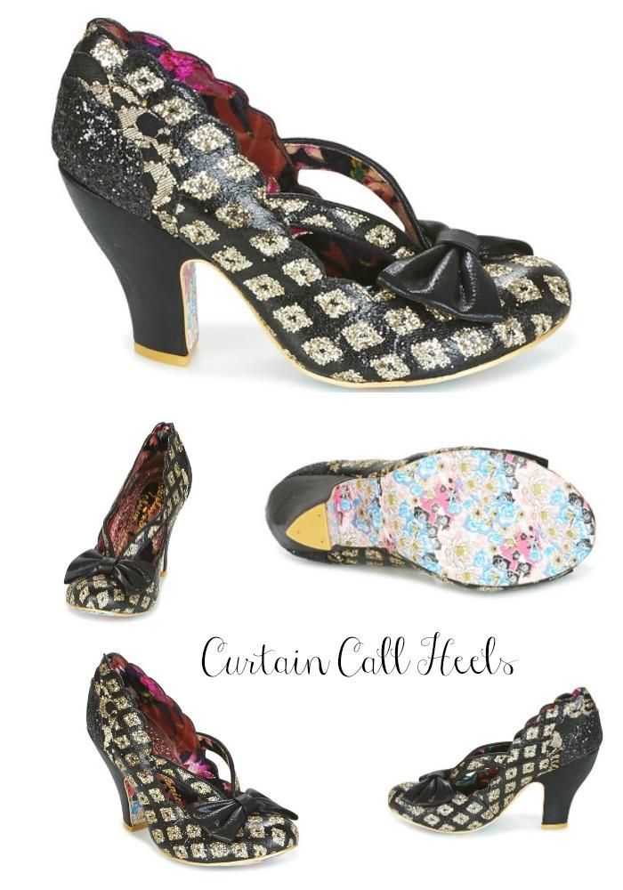 Curtain Call High Heels