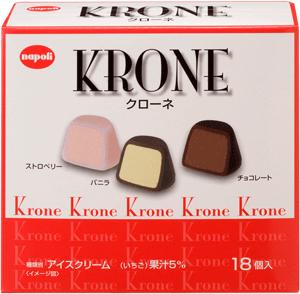 ナポリアイスクリーム,KRONE,クローネ,製品紹介