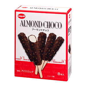 ナポリアイス,CHOCO NUT,チョコナッツ 製品紹介
