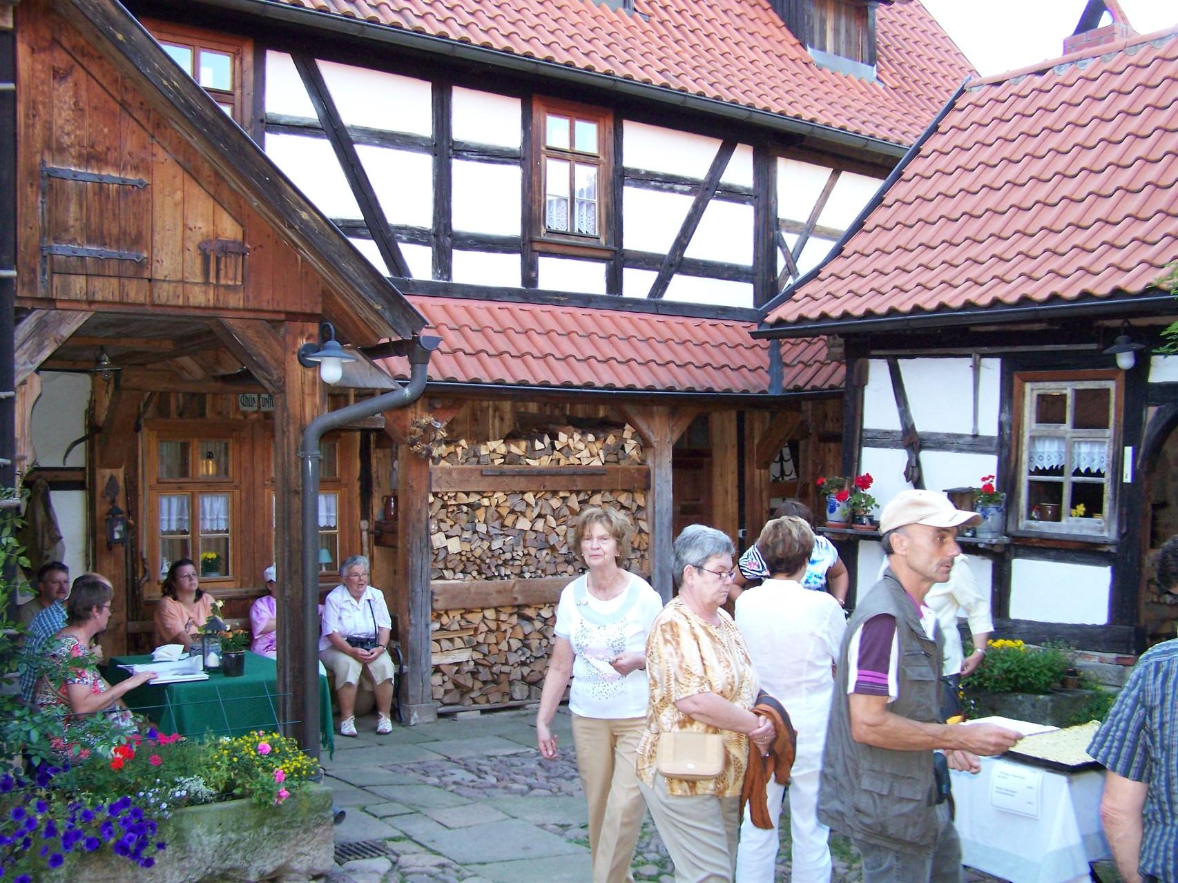 Dörrberg, Gasthaus Zur Alten Erbförsterei