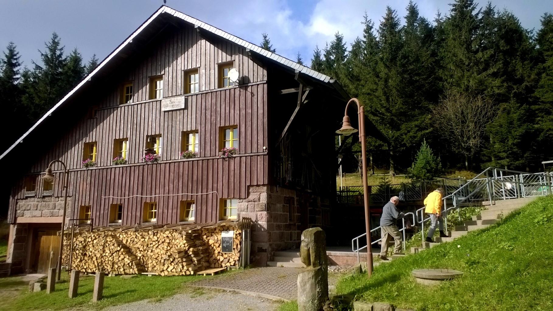 Suhler Hütte