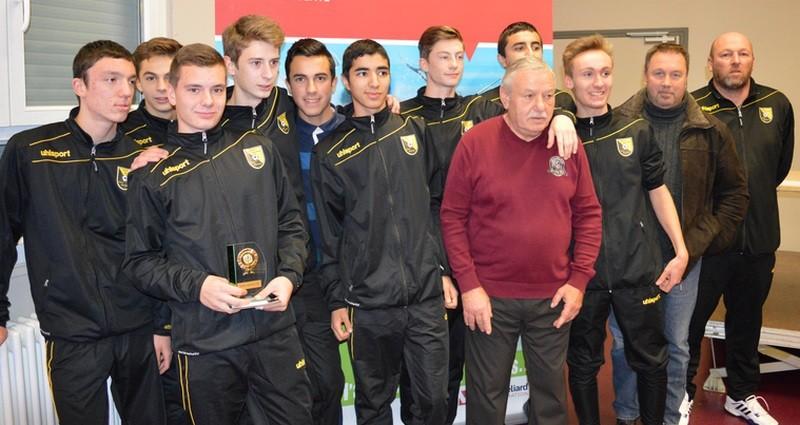 USSR Sous-Roches (U18 garçons)
