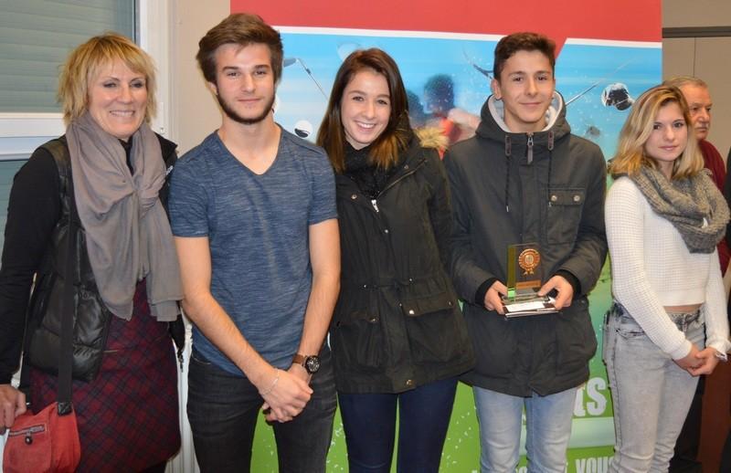 AS Lycée Armand Peugeot (équipe ultimate)