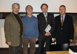 """""""Muslime in Deutscher Erde"""" - Seminar mit dem Museum für Sepulkralkultur in Kassel IRH (2008)"""